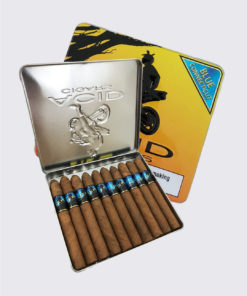 Acid Blue Connecticut Cigarillos image.