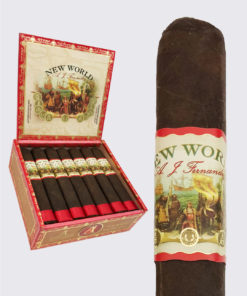 New World Robusto Image.