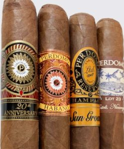 Perdomo Sun Grown 4-Pack Sampler