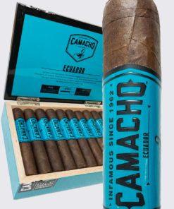 Camacho Ecuador cigar and box